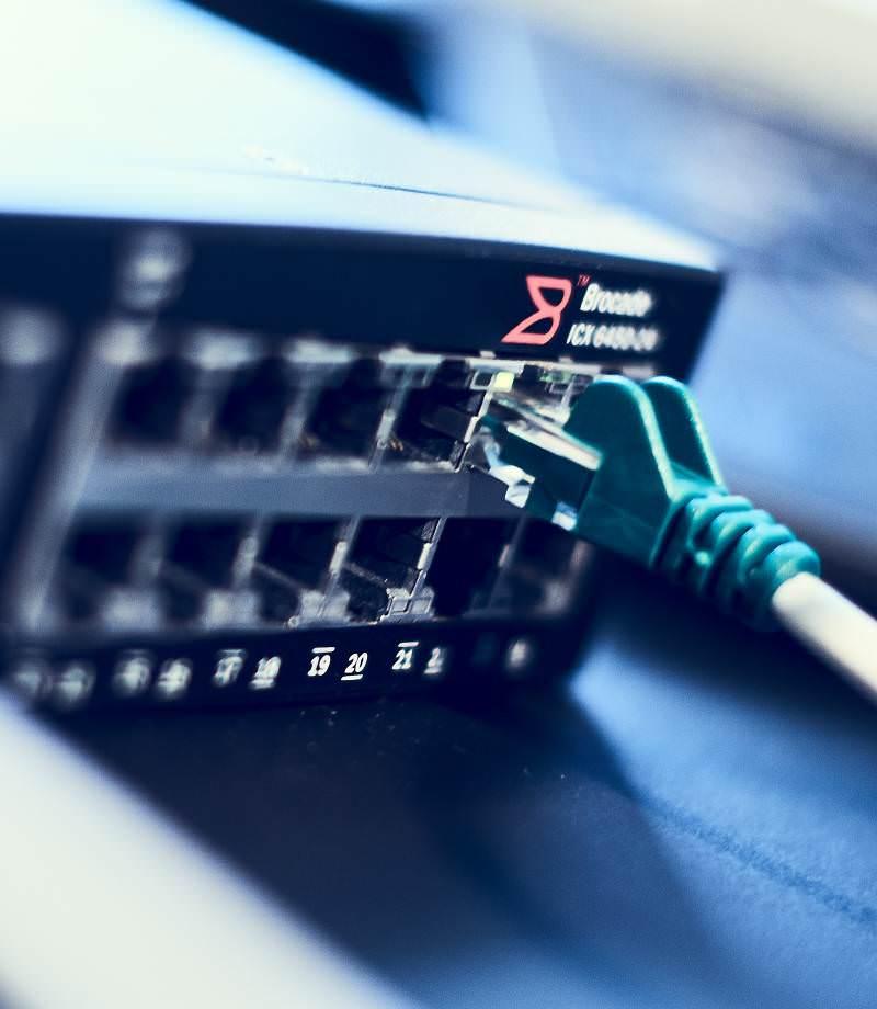 Et hurtigt og robust carrier-grade netværk, som er let at administrere og som kan skaleres.